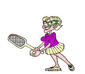 Essay my favorite sport tennis players